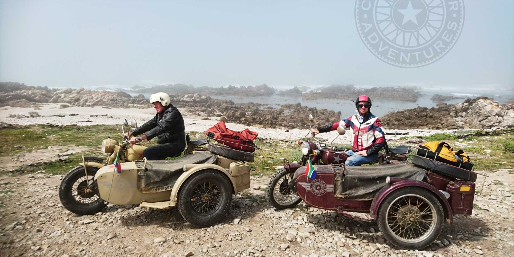 Cape Sidecars | Chauffeured Sidecar Tours, Western Cape ...